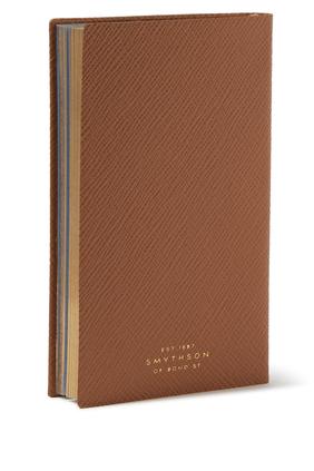 دفتر ملاحظات باناما جلد