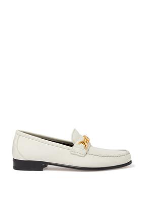 حذاء جلد سهل الارتداء