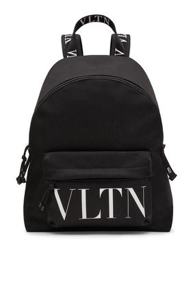 حقيبة ظهر بشعار VLTN