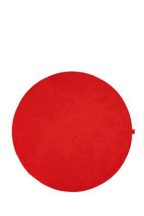 IDO Placemat Urban 03 Lava red:Multi Colour:One Size