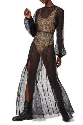 فستان ليزا دانتيل