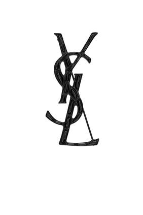 بروش أوبيوم بتصميم حروف YSL