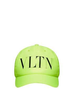 كاب بيسبول فالنتينو غارافاني بشعار VLTN