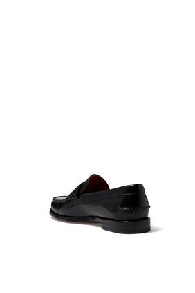 حذاء سهل الارتداء بشعار حرفي GG متداخلين