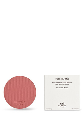 وردي Hermès, صفيحة إعادة التعبئة الخاصّة بـ Silky Blush