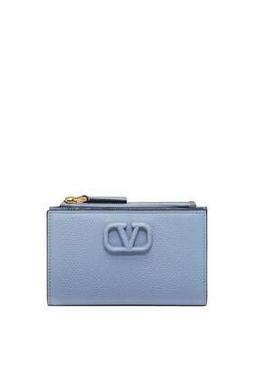 محفظة للعملات المعدنية بشعار الماركة