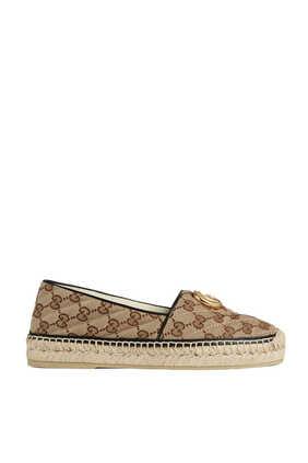حذاء إسبادريل قنب بشعار GG