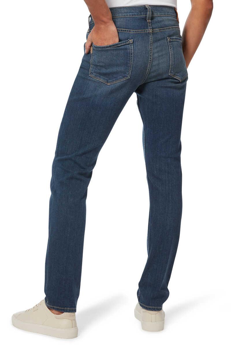 بنطال جينز دينم كروفت بيرش ترانسيند image number 3