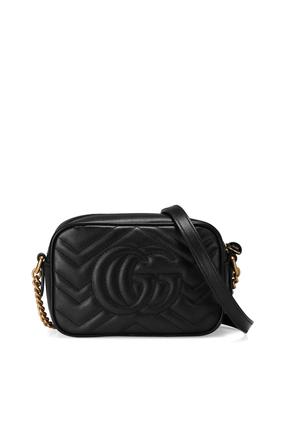 حقيبة مارمونت ميني مبطنة بشعار GG