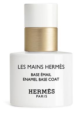 أيدي Hermès, طبقة المينا الأساسيّة