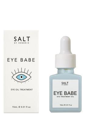 زيت آي بيبي لعلاج منطقة العينين
