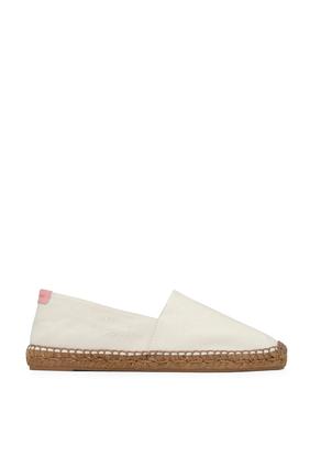 حذاء إسبادريل قطن عضوي وكتان