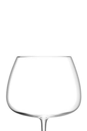 كأس منفوخ بساق طويلة
