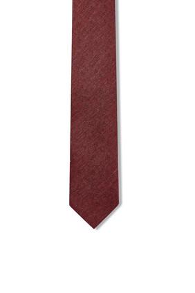 ربطة عنق بلون سادة