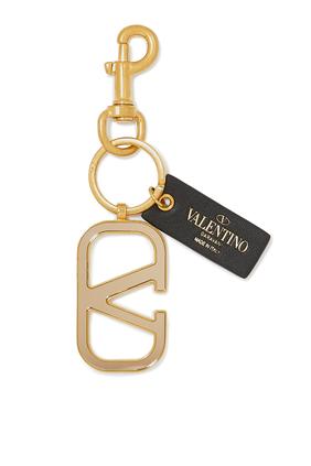 سلسلة مفاتيح فالنتينو غارافاني بشعار حرف V
