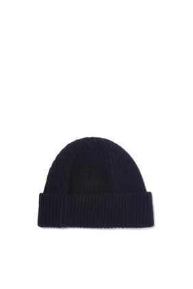 قبعة بيني برقعة شعار الماركة