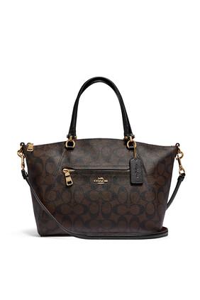 حقيبة ساتشل بريري قنب بشعار الماركة