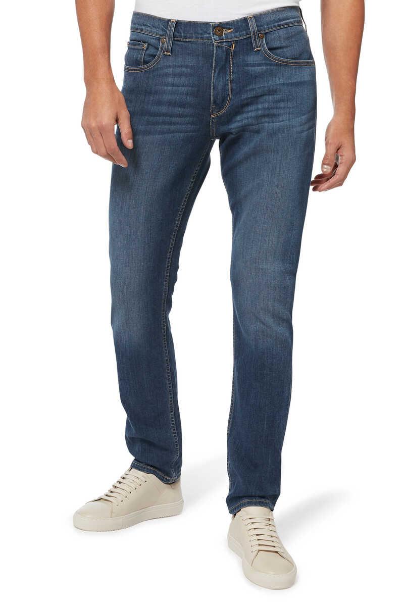 بنطال جينز دينم كروفت بيرش ترانسيند image number 1