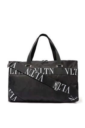 حقيبة دفل بنقشة VLTN