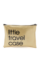 حقيبة مستحضرات تجميل صغيرة للسفر