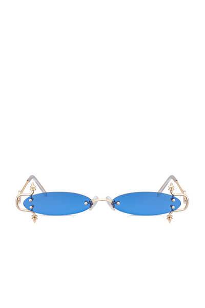نظارة شمسية اوكورا بيضاوية