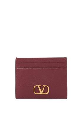 حافظة بطاقات فالنتينو غارافاني بشعار V