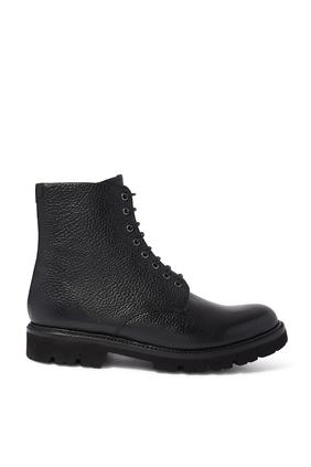 حذاء بوت هادلي برباط