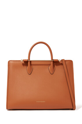 حقيبة يد جلد إصدار حصري