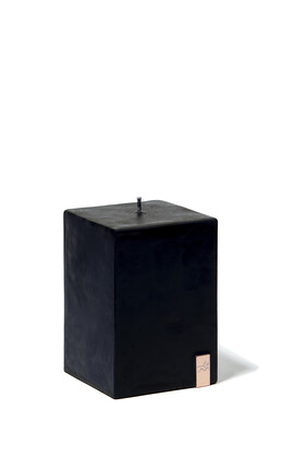 شمعة ستورمي ديزرت عمودية بحجم متوسط