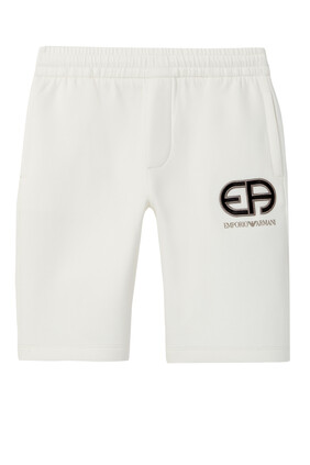 JRS SHORTS REACREATE VINTAGE EA LOGO - REACREATE CPSL:White :12