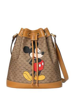 حقيبة باكيت صغيرة ديزني × غوتشي