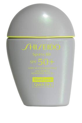 كريم أساس مضغوط بعامل حماية SPF 36 للحماية من الأشعة فوق البنفسجية