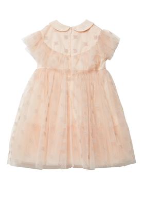 فستان رسمي تول