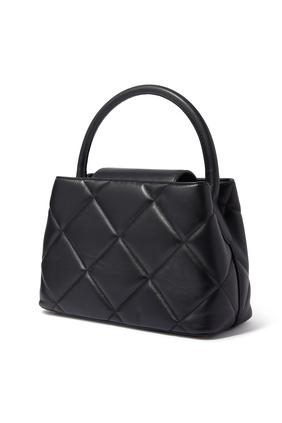 حقيبة ميوز يومية صغيرة بتصميم مبطن