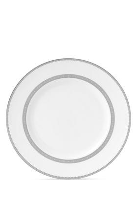 طبق عشاء فيرا وانغ ليس بلون بلاتيني 27 سم