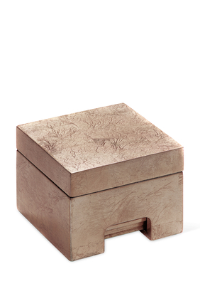 PS Coastbox S/8 Sil Leaf Taupe:TAUPE:One Size