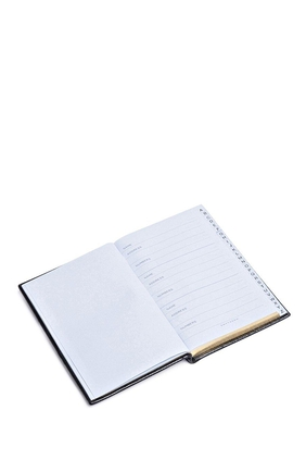 دفتر عناوين بطبعة Little Black Book