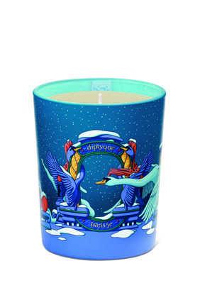 شمعة كريسماس 20 امبر فيذر بإصدار محدود