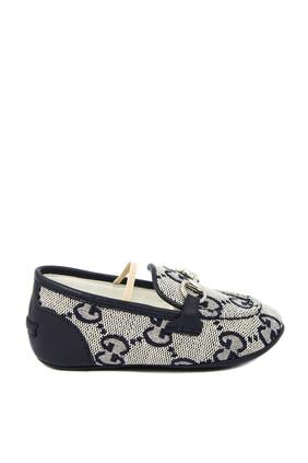حذاء برينستاون سهل الارتداء بشعار الماركة