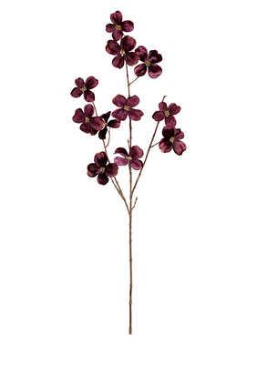 زهور قرانيا مخمل صناعية