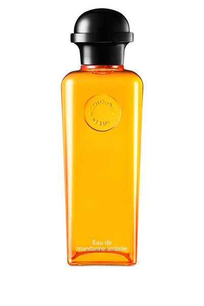 Eau de mandarine ambrée, ماء كولونيا