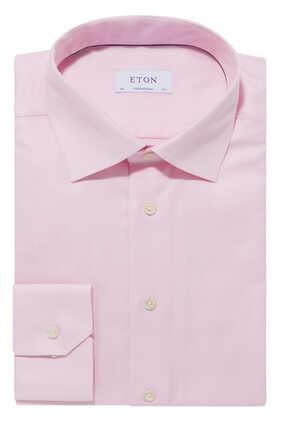قميص بنقشة هيرنغ بون