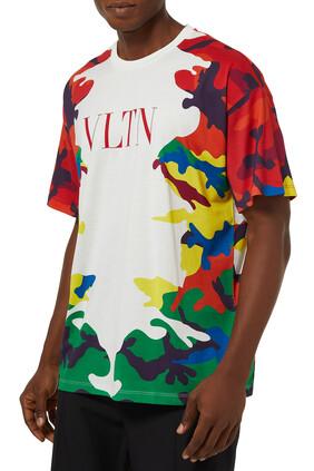 قميص بشعار VLTN