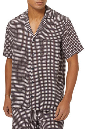 قميص بول بصف أزرار
