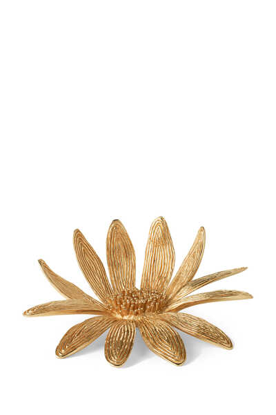 AE Marguerite Brass Flower:Multi Colour:One Size