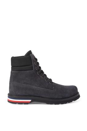 حذاء بوت فانكوفر بطول الكاحل