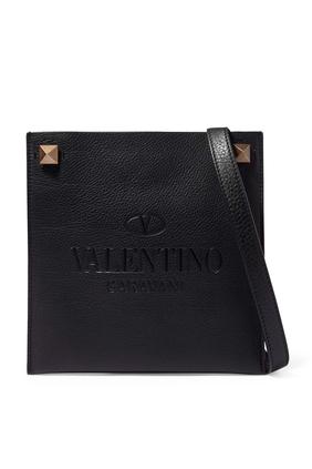 حقيبة كروس بشعار الماركة فالنتينو غارافاني