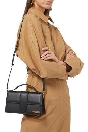 حقيبة يد لو جراند بامبينو متوسطة الحجم
