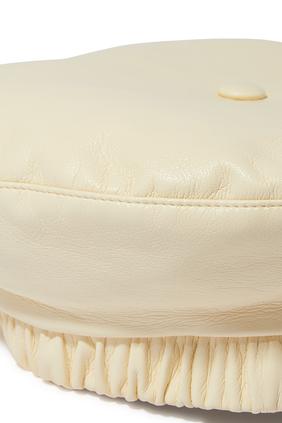 قبعة بيريه تارون جلد نباتي