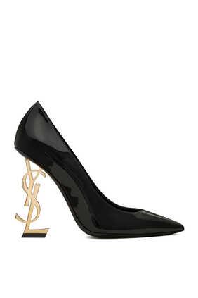 حذاء كلاسيك أوبيوم جلد لامع